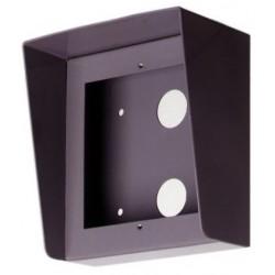 Caja superficie c/visera...