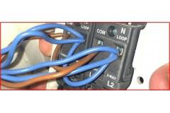 Instalación de Conmutada con Cruzamiento   Electro Almacén