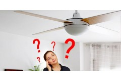 ¿Cómo elegir un ventilador de techo?
