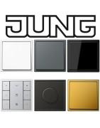 Jung mecanismos LS 990 blanco o negro y con los mejores precios