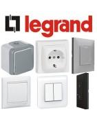 Legrand mecanismos: Serie Valena Next, Mosaic, Oteo, Plexo, etc